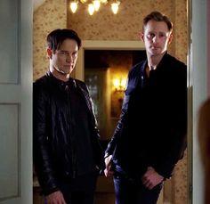 Bill & Eric - True Blood