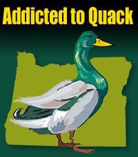 University of Oregon Ducks!
