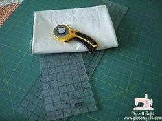 Basic Rotary Cutting #tutorial by @Natalia Bonner from Piece N Quilt #quilting