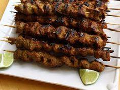 Beef Satay Recipe - Thai-Style Grilled Beef Skewers