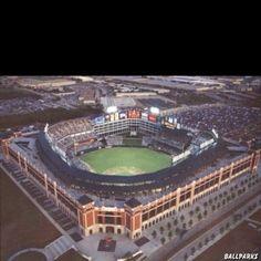 The BallPark Texas Rangers