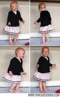Reversible Skirt Tutorial!
