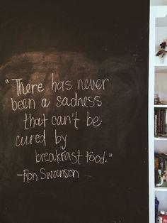 Ron Swanson.