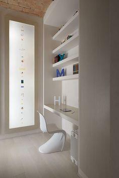 Светлая квартира в Риме | Дизайн интерьера, декор, архитектура, стили и о многое-многое другое