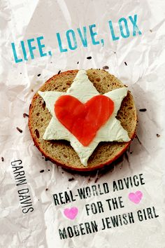 Life,Love,Lox: Real-World Advice for the Modern Jewish Girl... hilarious book! Dating advice, recipes, Sex and the City meets Hebrew School! A Must Read!  Great Chanukah gift! Terrific recipes too!