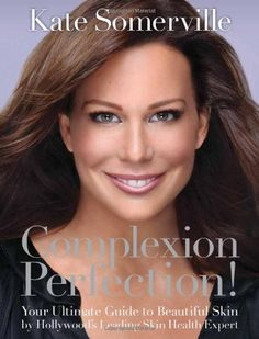 "Kate Somerville has written this great book called ""Complexion Perfection"" she really is my 'go to' resource for all skin care problems and issues. I loved this review of her Quench Hydrating serum for normal to dry skin (there is also an oil-free version). Check it out for yourself and watch the video on this page!"