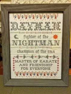Hey, I found this really awesome Etsy listing at http://www.etsy.com/listing/130926401/pattern-only-the-nightman-cometh