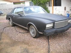79 murdered out montecarlo