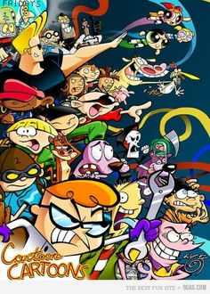 Old cartoons are awesome
