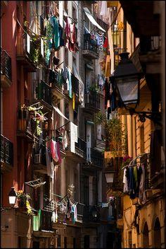 Carrer dels Assaonadors, Barcelona, Catalonia