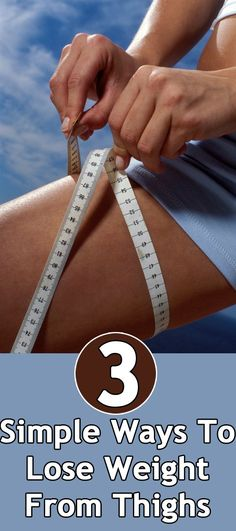 how to lose weight in your legs women