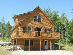 Cabin at Eagle Ridge - BEST SUMMER & FALL RATES - WiFi, gameroom