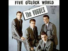 The Vogues  Five O'Clock World  Stereo Remastered HQ Version (use 480p)