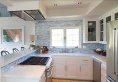 Small Kitchen Design. #Small #Kitchen #Design