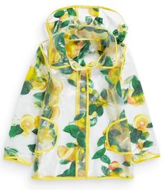 #Lemon #rain #jacket