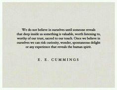 so so so true! ~~ee cummings