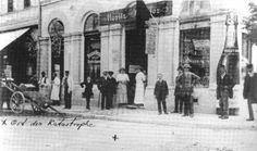 Gavrilo Princip's Sandwich | Past Imperfect