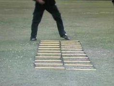 Agility Ladder 3 Hop