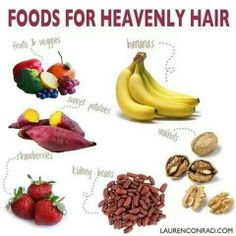 Food for great hair
