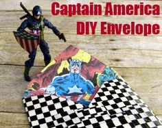 Capt DIY envelope