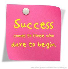 life better, dream come true, inspir, success, quot