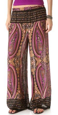 Love these palazzo pants