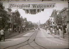 happiest place, disneyland main, thing disney, disneyland ride, disneyland vintag, vintag disneyland, disney wcs, retro disneyland, disneyland 1956