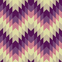 Geometric pattern for C & A