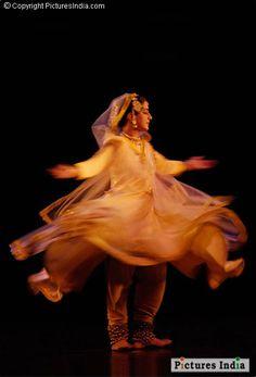 Dance kathak