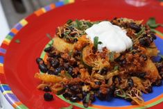 Tamale Bake Recipe (uses polenta) | Quick and healthy Trader Joe's recipes