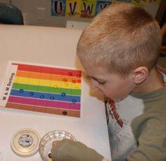 games, graph, kid activities, colors, candies