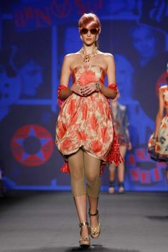 Anna Sui Spring Summer Ready To Wear 2013 New York
