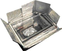 How to Make a Solar Oven | Solar Oven