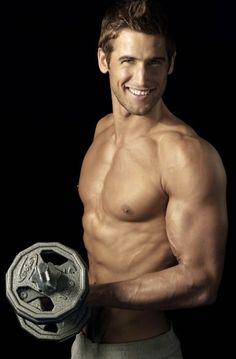 More sexy guys on [MusclesWorship] bryce thompson, eye candi, handsom eye, gym guy, hot guy, fabul men, bryce workingout, smile, sexi guy