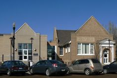 A H Brown library in Mobridge SD