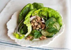 Spicy Pork Salad - Bon Appétit