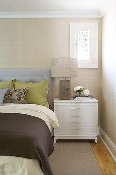 Samantha Pynn (love the bedding color)