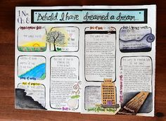 Artistic Scripture Journaling. This idea could be applied to so many things and it's perfect for the person who loves both writing and artistic pursuits. So creative! #writing #homeschooling #language arts