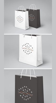 shop bag, shopping bags, bag mockup