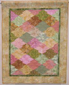 """Susan Taylor, """"Japanese Puzzle"""" japanes puzzl, quilt inspir, tessel quilt, susan taylor, quilt 2014, favourit quilt"""