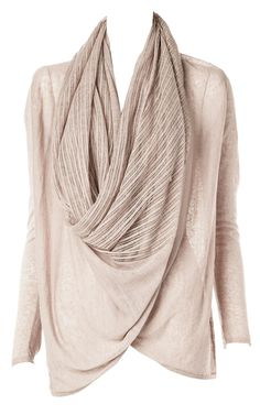 Open stitch wrap around from Alice and Olivia