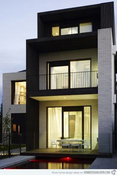 The Sustainable Center Park Home in Melbourne, Australia - #InteriorDesign #DesignHomes #HouseDecorations #ModernInteriors #walldecoration #decorationhouse #homesdecoration