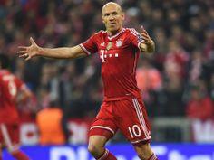 Arjen Robben destroyed Man Utd