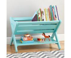 book caddi, library books, bookcas, playroom, kid rooms, read books, paint, magazine racks, children books