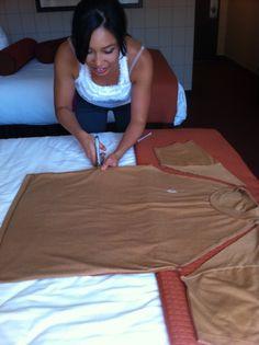 DIY Pocahontas Costume for Under $5 Tutorial |