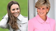 Kate Middleton and Princess Diana: The Women in Prince William's Life