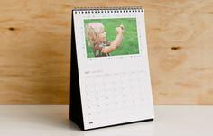 2013 Financial Year Desk Calendars