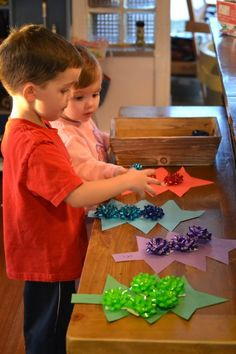 Christmas crafts for little ones