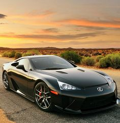 "Top Gear's Jezza Clarkson once described the LFA as ""The best car I've ever driven."" He was right... #TunerTuesday #spon"