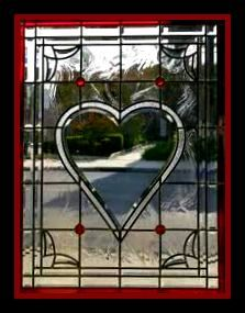 stained glass ♥ .... love this!